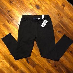 NWT Girl's black leggings